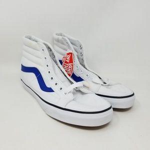 Vans Sk8-Hi Reissue Canvas Sneakers Men's Size 6